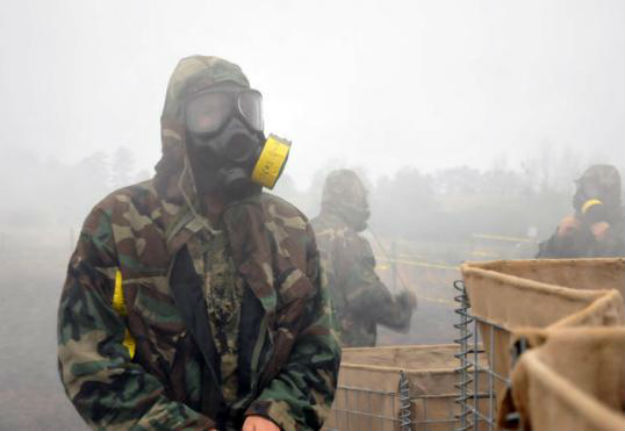 Chemical Threats >> Pentagon Behind On Predicting Chemical Biological Threats