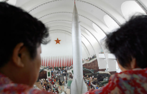 TEH ENG KOON/AFP/Getty Images