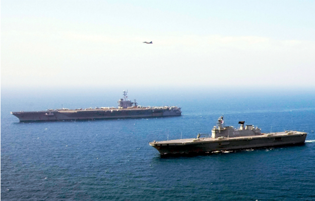 Adam K. Thomas/U.S. Navy via Getty Images