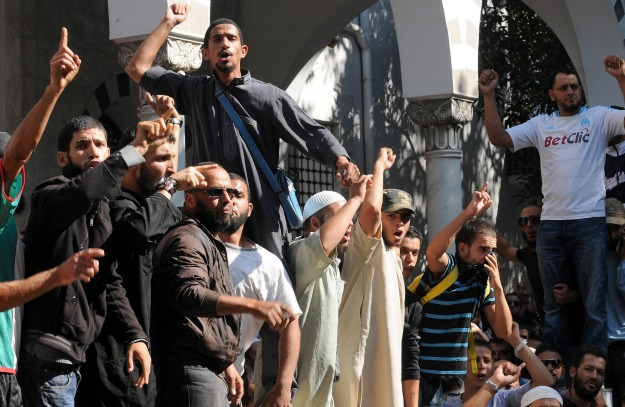 SALAH HABIBI/AFP/GettyImages