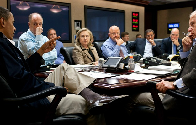Pete Souza/White House Photo via Getty Images