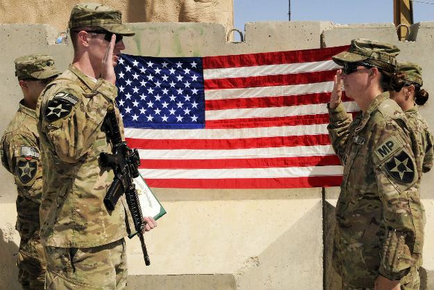 U.S. Army photo by Staff Sgt. Brendan Mackie