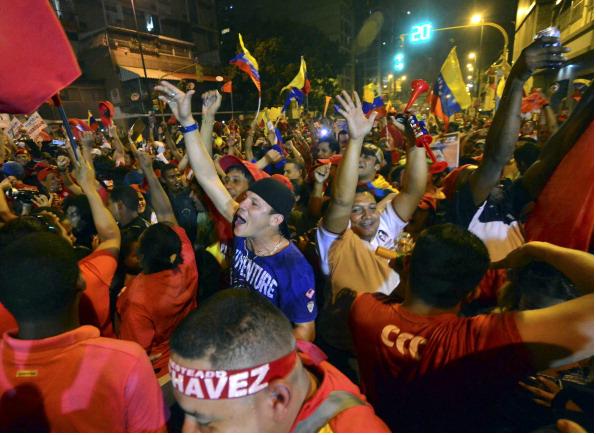 LUIS ACOSTA/AFP/GettyImages