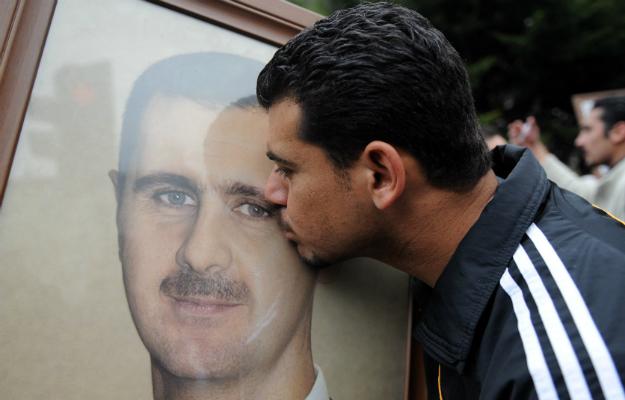 Photo by BULENT KILIC/AFP/Getty Images