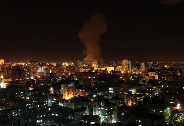 HOSAM SALEM/AFP/Getty Images