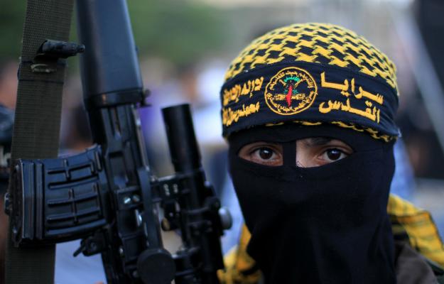 MAHMUD HAMS/AFP/GettyImages