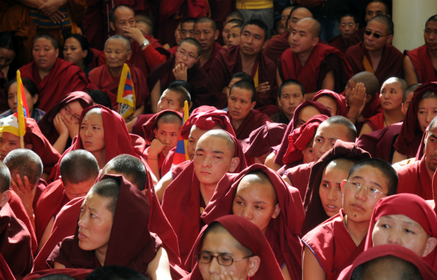 LOBSANG WANGYAL/AFP/Getty Images