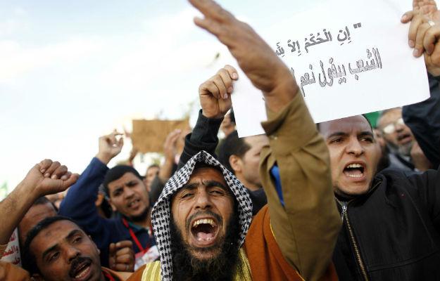 MAHMOUD kHALED/AFP/Getty Images