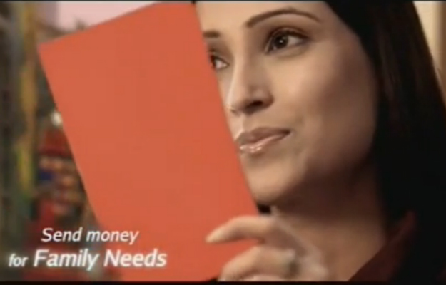 Screen Grab of Remit 2 India Ad