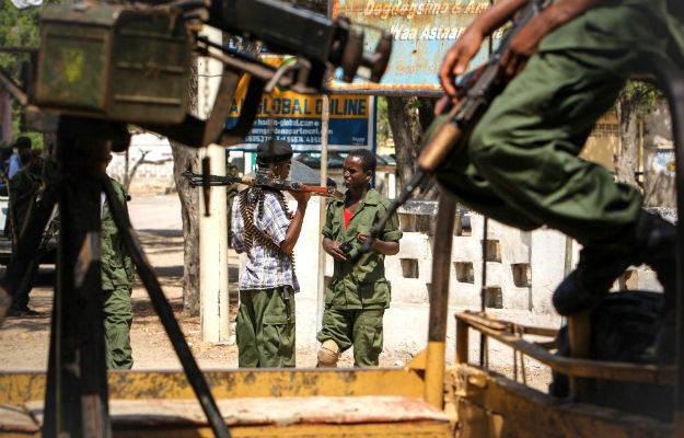 The Last Stand of Somalia's Jihad – Foreign Policy