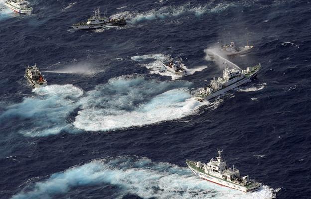 YOMIURI SHIMBUN/AFP/Getty Images