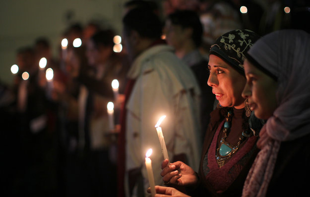 AFP/Getty Images/MAHMUD HAMS