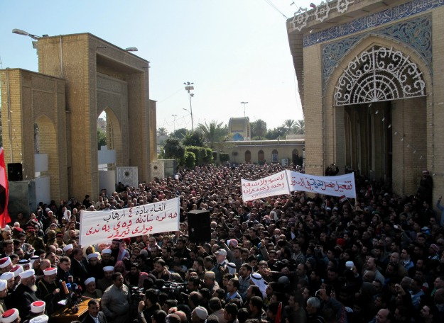 KHALIL AL-MURSHIDI/AFP/Getty Images