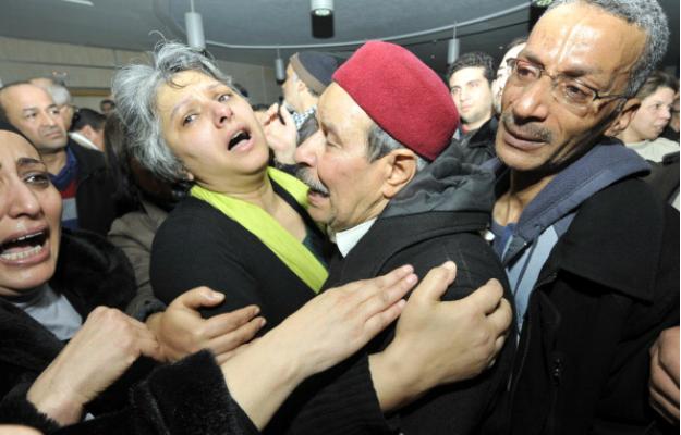 FETHI BELAID/AFP/Getty Images
