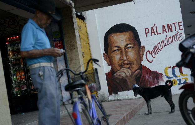 LEO RAMIREZ/AFP/Getty Images