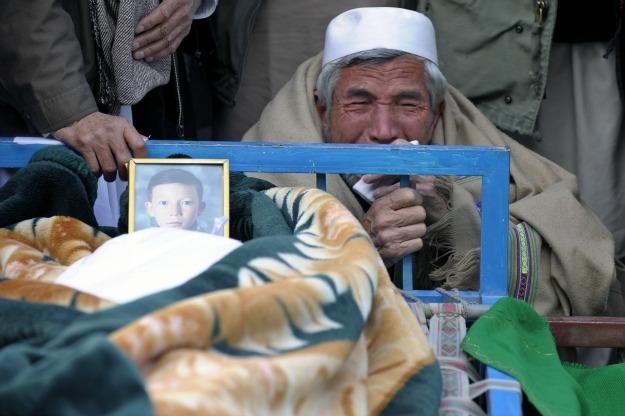 BANARAS KHAN/AFP/Getty Images