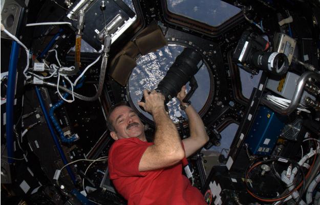 NASA/Chris Hadfield via Twitter