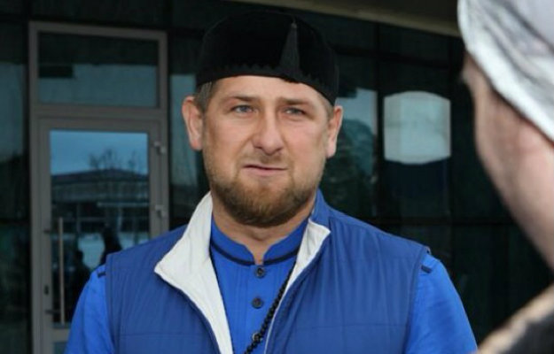 Ramzan Kadyrov on Instagram