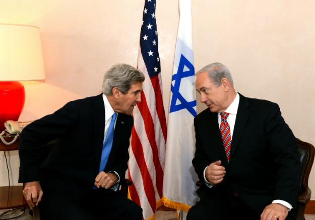 Matty Ster/U.S. Embassy Tel Aviv via Getty Images