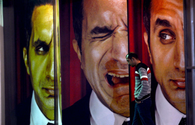 Bassem Youssef Isn't Joking Around – Foreign Policy