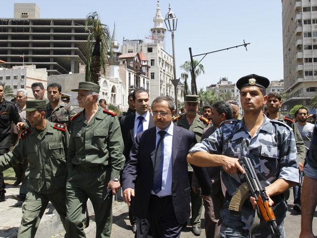 AFP/Getty Images/LOUAI BESHARA