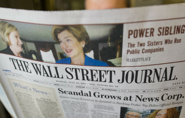 Creative writing at the Wall Street Journal – Foreign Policy