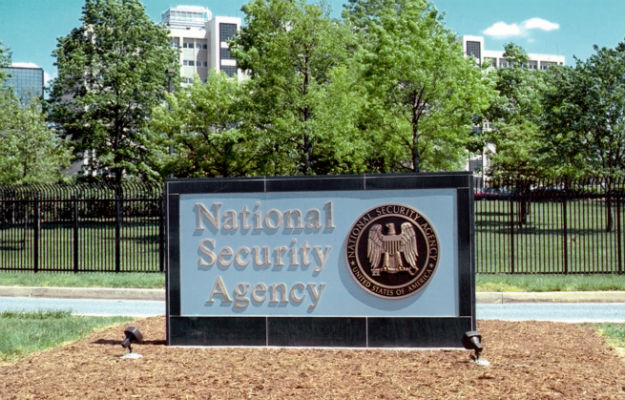 NATIONAL SECURITY AGENCY / HANDOUT