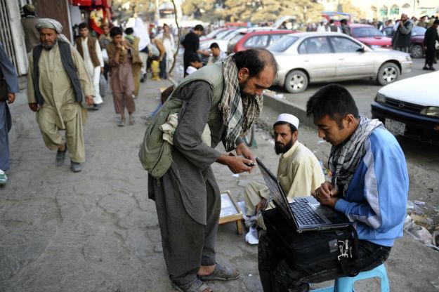 Jawad Jalali/AFP/Getty Images