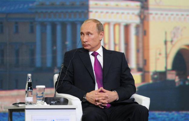 MIKHAIL KLIMENTYEV/AFP/Getty Images