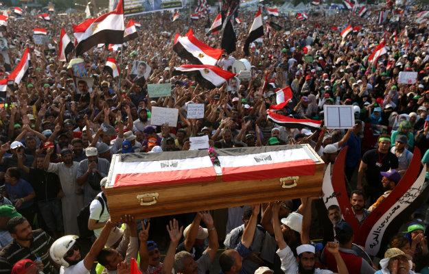 MAHMUD HAMS/AFP/Getty Image