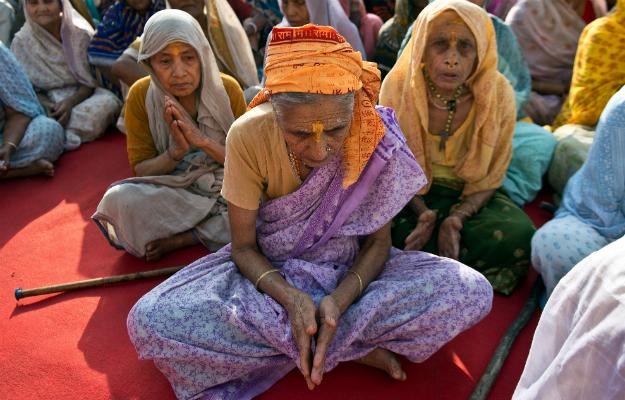 PRAKASH SINGH/AFP/Getty Images