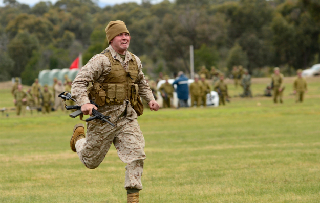 A Marine officer: I'm leaving the Corps because it doesn't