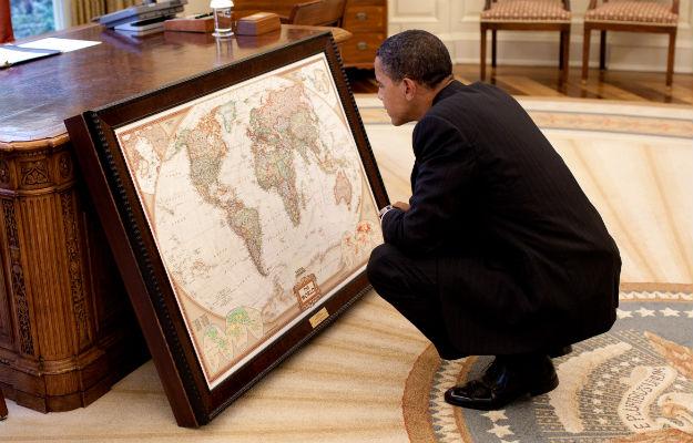 Photo: Pete Souza/The White House via Getty Images