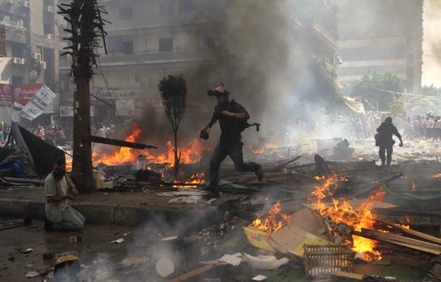 MOSAAB EL-SHAMY/AFP/Getty Images