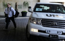 Louai Beshara/ AFP