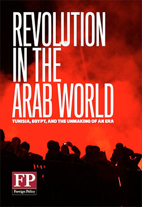 Revolution in the Arab World – Foreign Policy