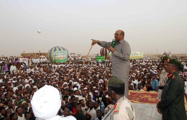EBRAHIM HAMID/AFP/Getty Images