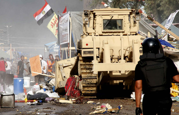 Photo: MAHMOUD KHALED/AFP/Getty Images
