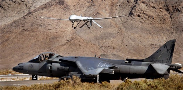 Predator Drones 'Useless' in Most Wars, Top Air Force