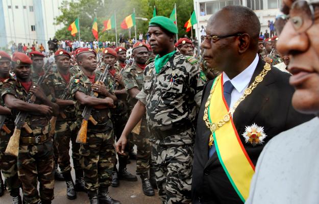 HABIBOU KOUYATE/AFP/Getty Images
