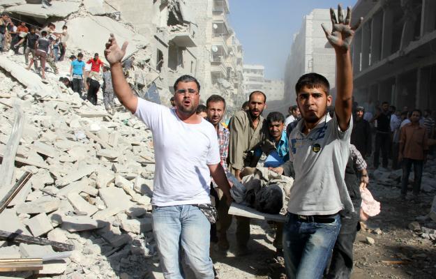 ABO AL-NUR SADK/AFP/Getty Images