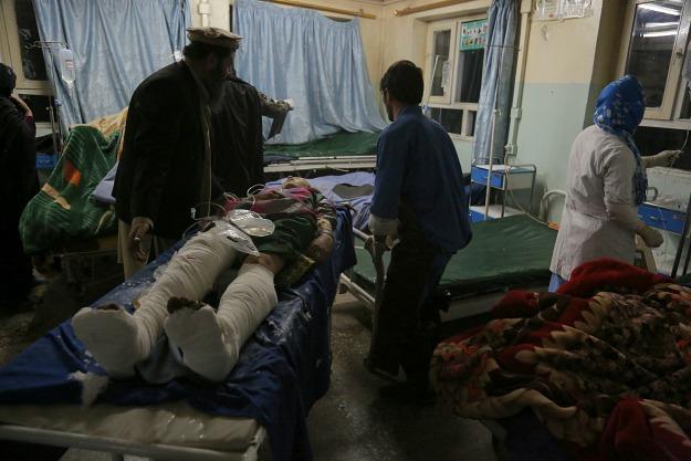 RAHMATULLAH ALIZADA/AFP/Getty Images