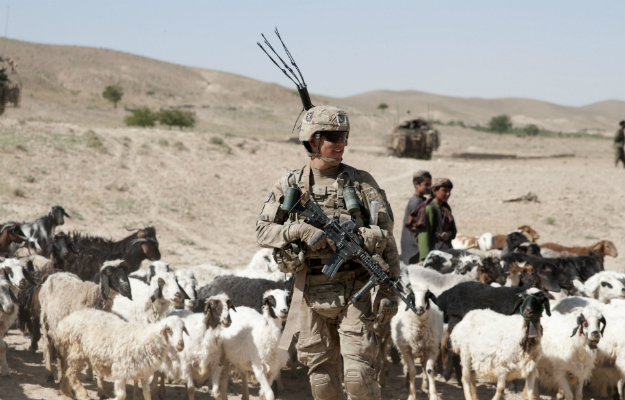 U.S. Army photo by Spc. Tim Morgan/Released