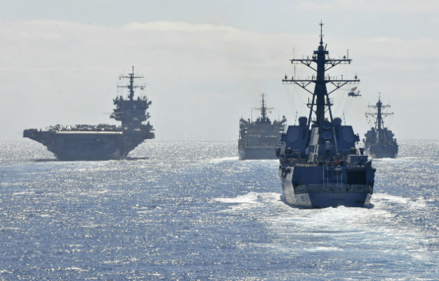 U.S. Navy photo by Mass Communication Specialist 3rd Class Alex R. Forster