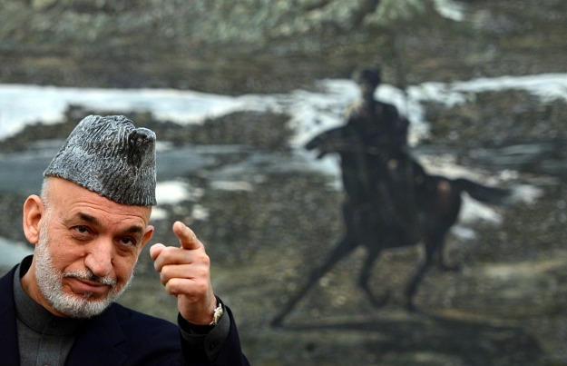 MASSOUD HOSSAINI/AFP/Getty Images