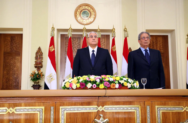 Egyptian Presidency/Pool/Anadolu Agency/Getty Images