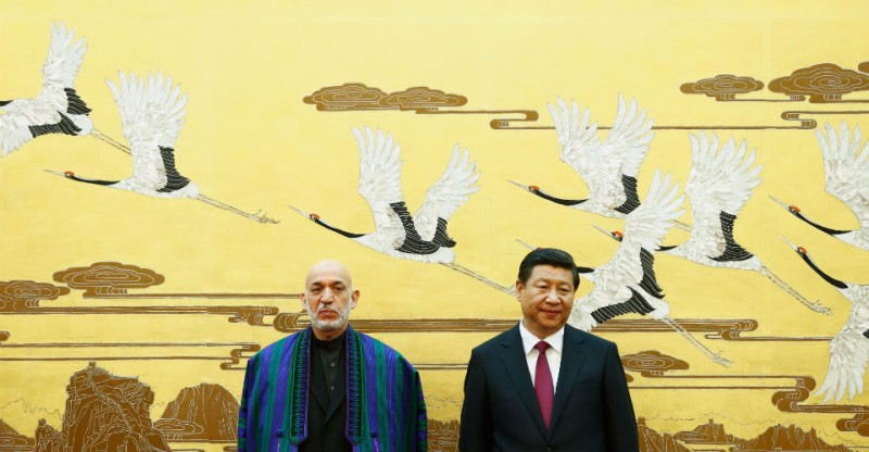 LINTAO ZHANG/AFP/Getty Images