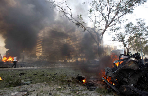 Bilal Jawich/Anadolu Agency/Getty Images