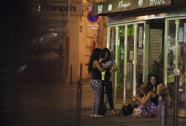 Prostitutes in Vis