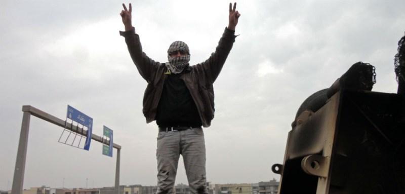Photo: Sadam el-Mehmedy/AFP/Getty Images